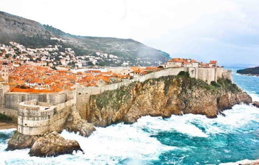 Dubrovnik - a major filming location for GOT